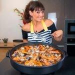 'Cocina con JATA' - Paella de marisco con Nerea Alias #01 y la PE550