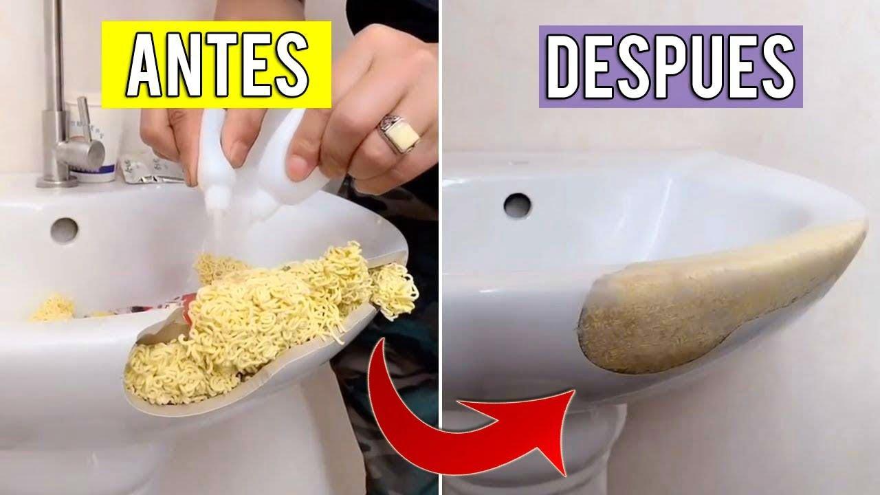 INCREIBLES REPARACIONES CON SOPA !