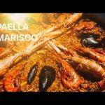 PAELLA DE MARISCO clásica Valenciana    Casa Arturos Paellas y Arroces