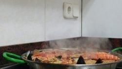 Preparación de una Paella, décimo primera parte!!!
