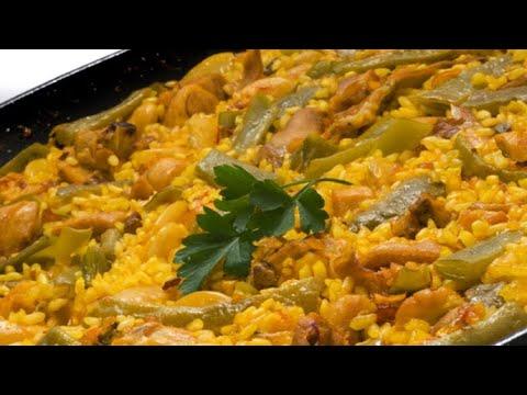 Receta de paella valenciana - Karlos Arguiñano