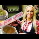 8 kilos menos con la sopa quema grasas