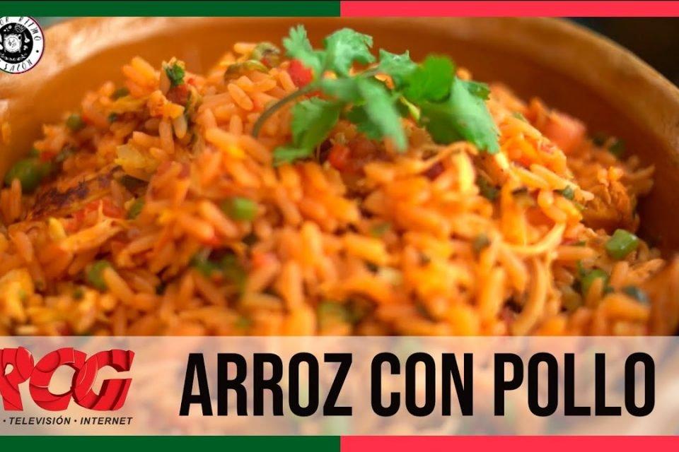 ARROZ CON POLLO | Sabor, Ritmo y Sazón | Episodio 8