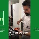Aprende a preparar una paella en casa con aceite de palma colombiano | La Palma es Vida. 👨🏽🍳👩🏽🍳🌴