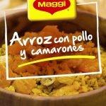 Arroz con Pollo y Camarones   Recetas Nestlé CAM