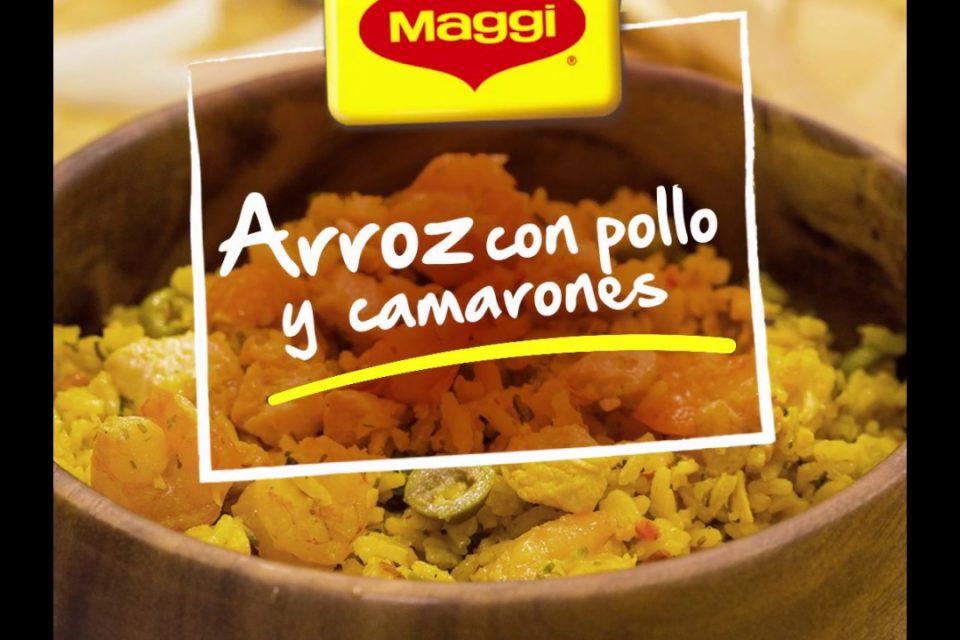 Arroz con Pollo y Camarones | Recetas Nestlé CAM