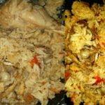 Chicken Pulao Recipe   Arroz Con Pollo   Simple Chicken Pulao