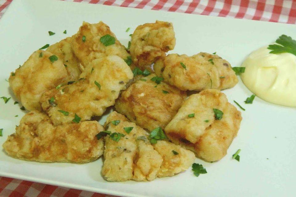 Cómo hacer bacalao adobado y frito muy tradicional y delicioso