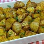 Cómo hacer patatas al estilo Asiático Receta fácil, económica y muy sabrosa