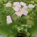 Como Preparar Caldo Verde o Sopa de Paico