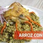 🐤 El MEJOR Arroz con Pollo 🍗 #RecetaPeruana