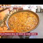 La mejor paella del mundo se cocina en Santa María del Campo Rus. 05/02/2020.