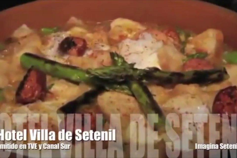"La ""sopa cortijera"" de Setenil"