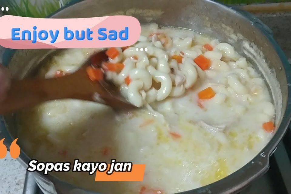 Nuestras sopas deliciosas pero se equivocaron