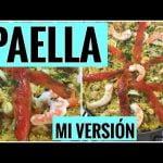 PAELLA, MI VERSIÓN! | MUY RICA! | COCINANDO CON FLOR