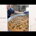 Paella de longaniza y carne de Jordi Cruz