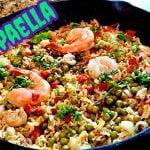 RAMEN Paella?!? El | Receta de cocina de cuarentena