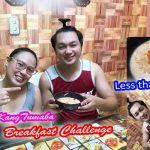 Vlog # 17: Receta TIPID de Sopas Instantáneas (¡¡¡100 pesos de Desayuno Desafío !!! Sobrang sarap 😍)
