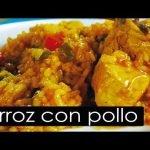 ARROZ CON POLLO - La mejor receta - 2017 hd - Rápida y sencilla