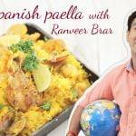 Aprenda la receta de Ranveer Brar para el plato favorito de España - Paella