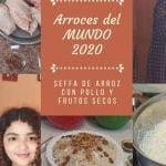 Arroces del Mundo 2020#Arroz Marroqui🇲🇦Seffa de Arroz con pollo/ السفة بالارز و الدجاج😋/ارز العالم