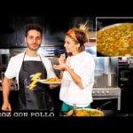 Arroz con Pollo al mejor estilo Venezolano || Con #Rayito Debryanshow y Grecia