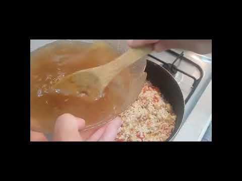 Arroz con Pollo pollo con arroz (español / latinoamericano)   El vlog de Sir Romel