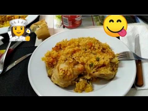 Arroz con pollo Peruano, a mi estilo contiene bloopers/Receta Peruana 2020