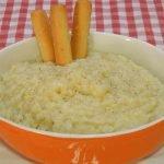 Cómo hacer ajo atado de patata sin huevo (Receta fácil de aprovechamiento muy económica)