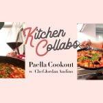 Colaboraciones de cocina: PAELLA Cookout con el chef Jordan Andino