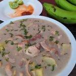 Cómo Preparar Shurumbo o Sopa de Plátano Verde