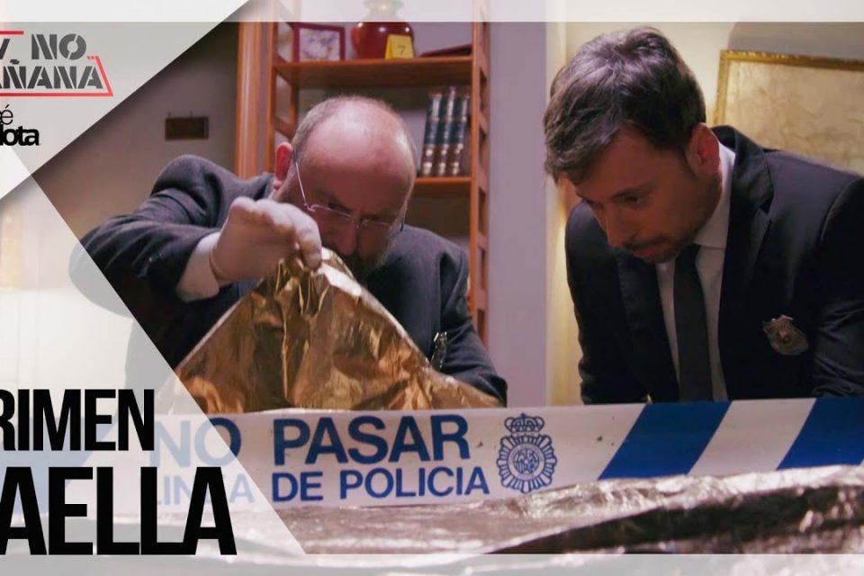 Crimen Paella | Hoy no Mañana #4 | José Mota