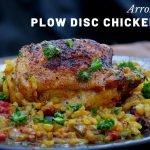 Discada Cooking Disc | Pollo y Arroz | Arroz con pollo