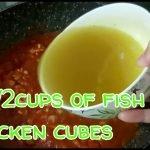 How to make seafood paella