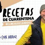 PAELLA de CONEJO (Receta original Café San Juan) - LELE CRISTÓBAL