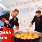 Paella Valenciana de Campo (conejo y pollo)