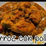 🍴RECETA🍴Arroz con pollo  Daly´S canal