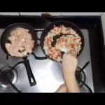 Receta: Arroz con Pollo sin arroz (coliflor)