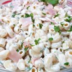 Sopa Fria de Coditos | Ensalada de Coditos Facil y Rapida |Comiendo Rico y Facil