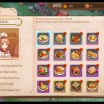 Tales of Wind - ALL CULINARY RECIPES ! - Tales of Wind | Laplace M