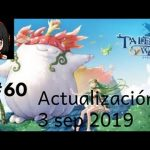 Tales of Wind - ToW! Actualización y evento de Tales of Wind!!! 3 Sep 2019