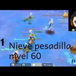 Tales of Wind - ToW! Como pasar nieve pesadilla nivel 60 Tales of Wind!!!
