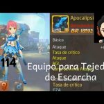 Tales of Wind - ToW! Equipo para Tejedor de Escarcha en Tales of Wind!!