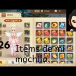 Tales of Wind - ToW! Para que sirven los Items de mi mochila!!!  Tales of Wind!!!