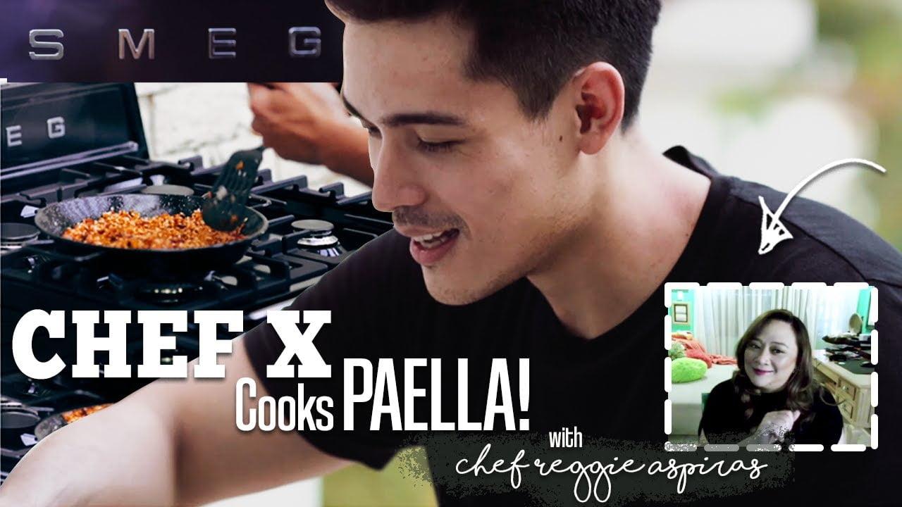 ¡El chef X cocina paella!  El |  Parte 1