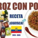 🔥 «【 Arroz con Pollo Ecuatoriano 】» | Receta «Guaya», nada de imitaciones...