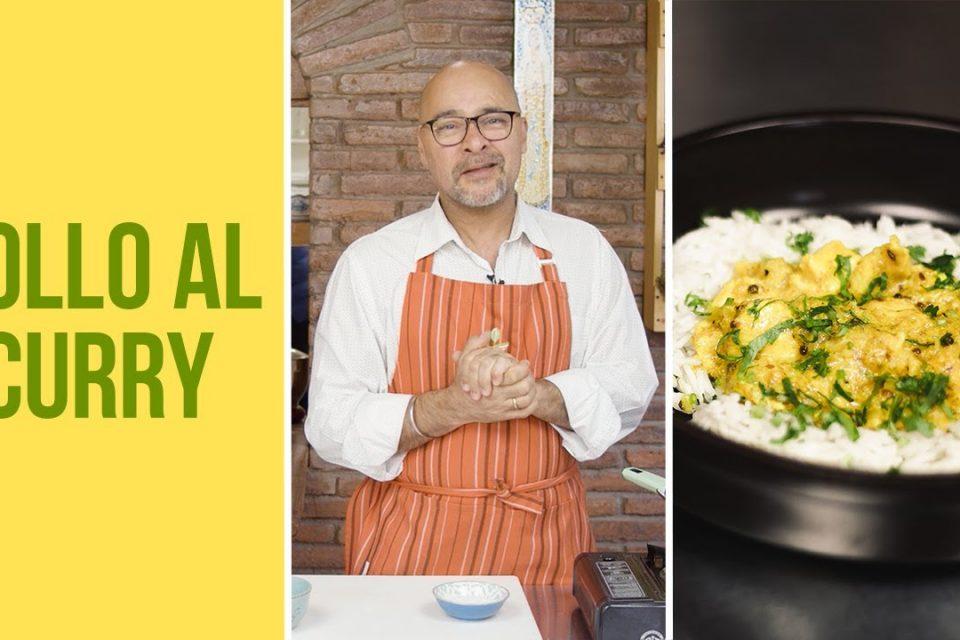 ¿Cómo hacer un pollo al curry con arroz? l Sumito Estévez