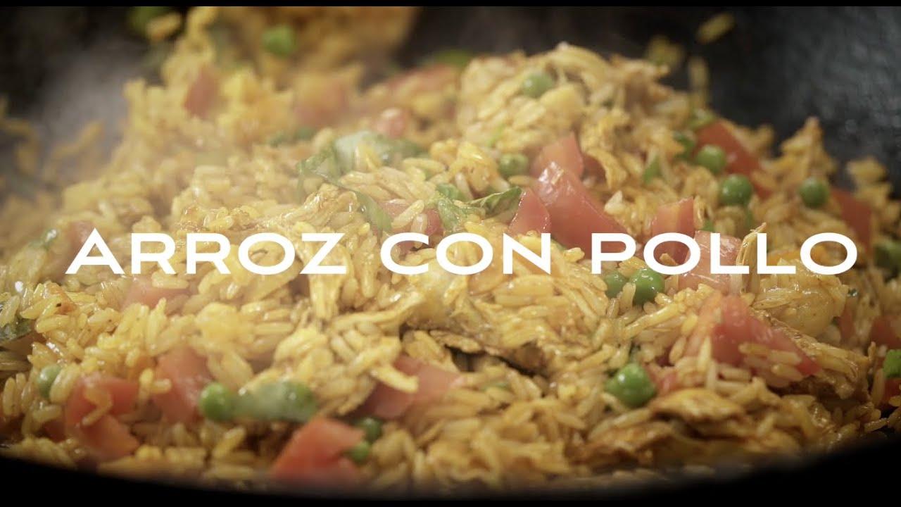 ARROZ CON POLLO Chef Rafael Costa Rica