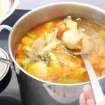 Caldo de Pollo con Verduras   Sopa de Pollo con Verduras   El Caldo de Pollo más Sabroso del Mundo