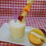 Cómo hacer un smoothie de frutas muy refrescante y super rápido